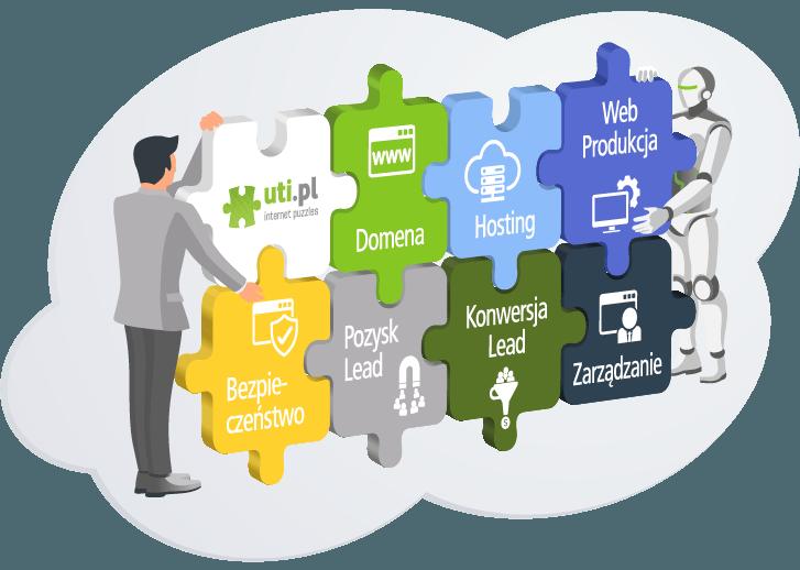 UTI.PL - dostawca wysokiej jakości usług internetowych. Najlepszy i najtańszy dostawca domen, hostingu, stron www
